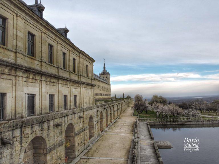 Estanque del Monasterio de San Lorenzo de El Escorial