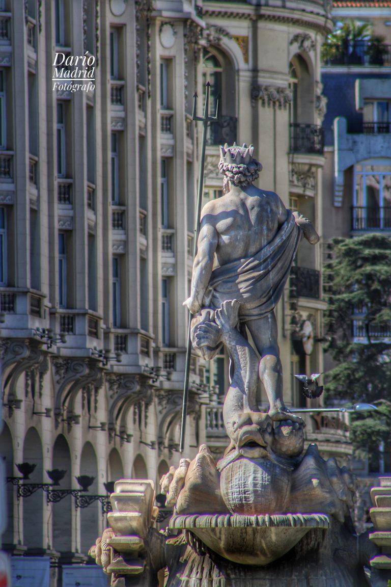 Neptuno, Madrid