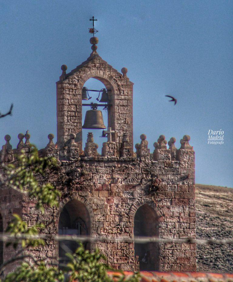 Campanario de la Catedral de Sigüenza