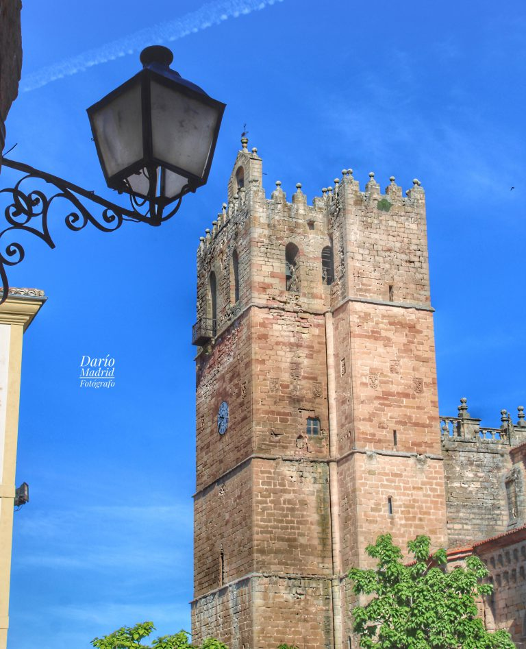 Torre de la Catedral de Sigüenza