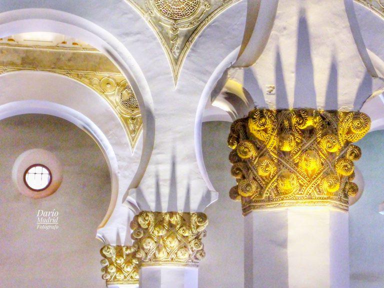 La Sinagoga de Santa María la Blanca de Toledo