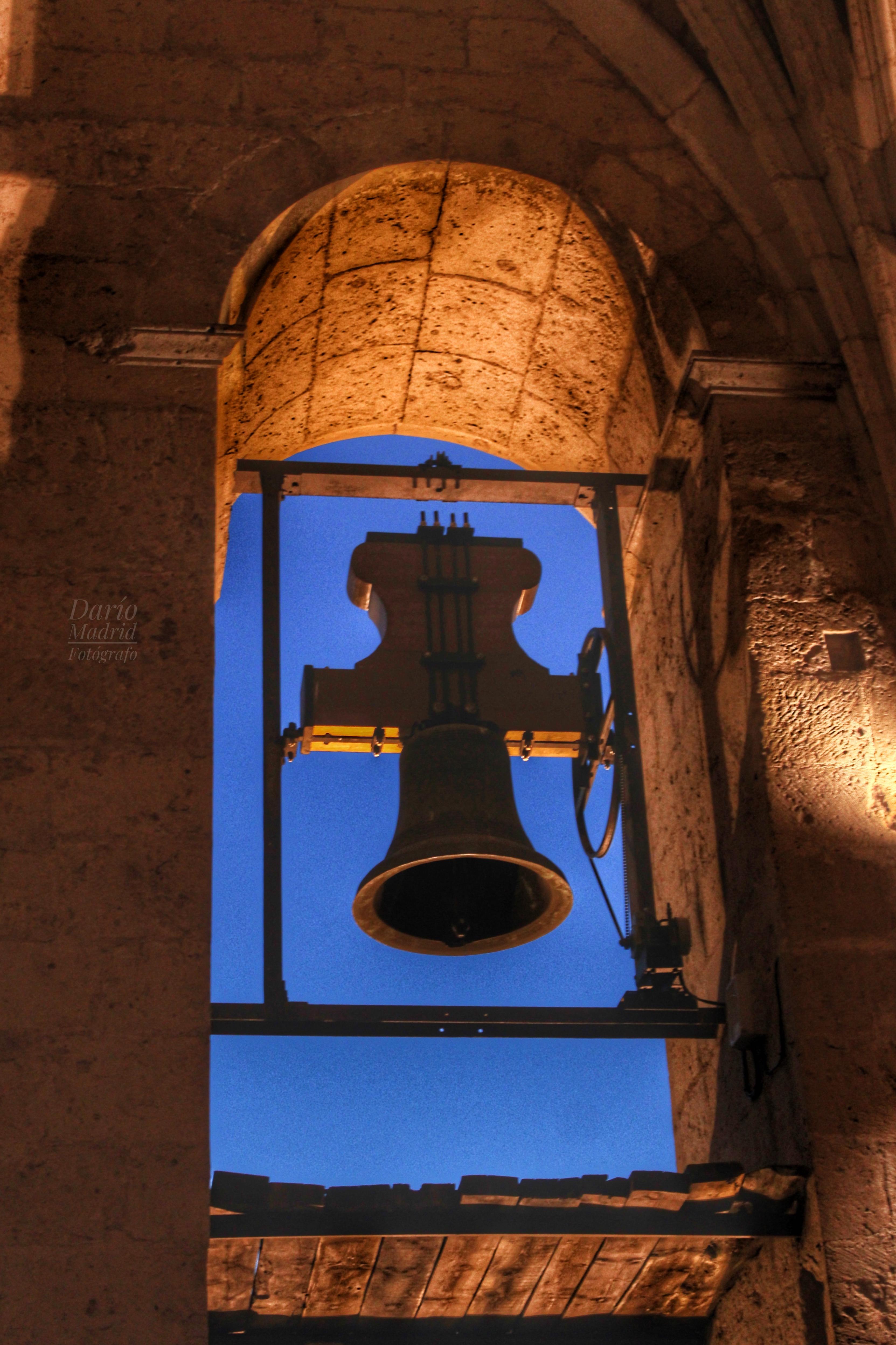 Campana de la Catedral de Segovia