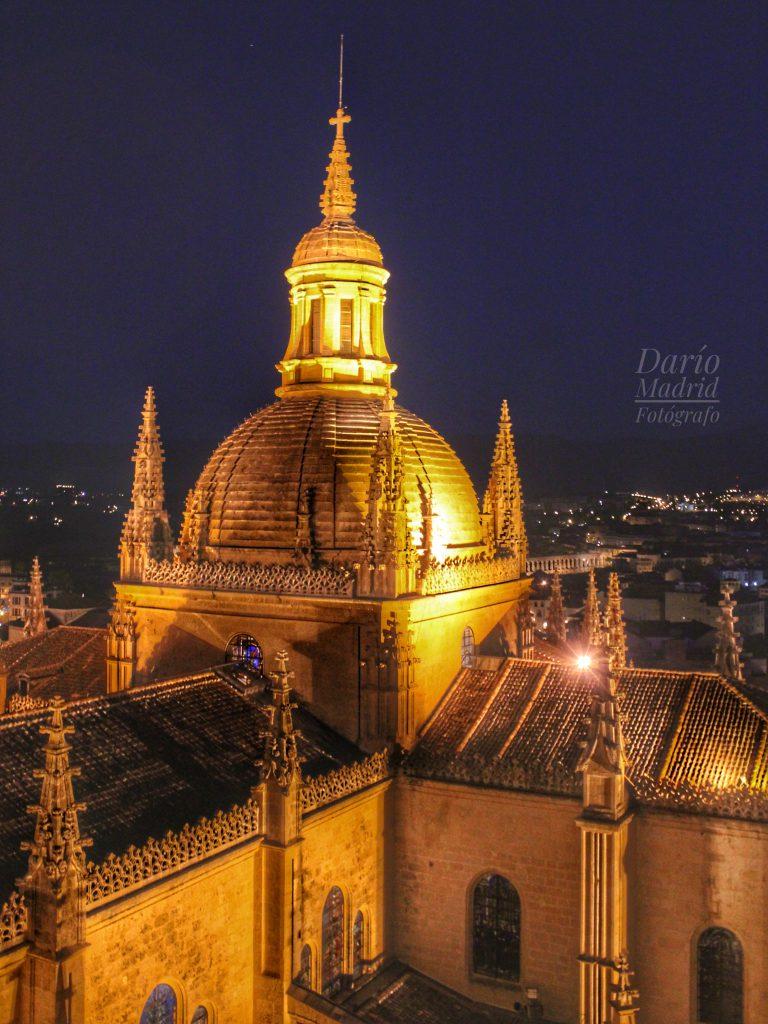 Cúpula de la Catedral de Segovia