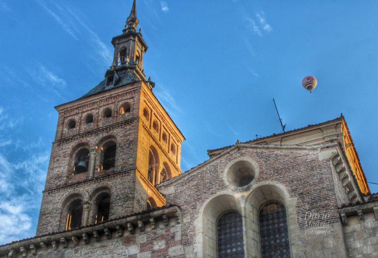 La Iglesia de San Martín de Segovia