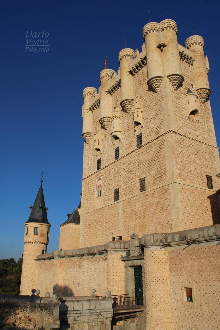 La Torre de Juan II del Alcázar de Segovia