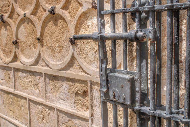 Cerradura del Alcázar de Segovia