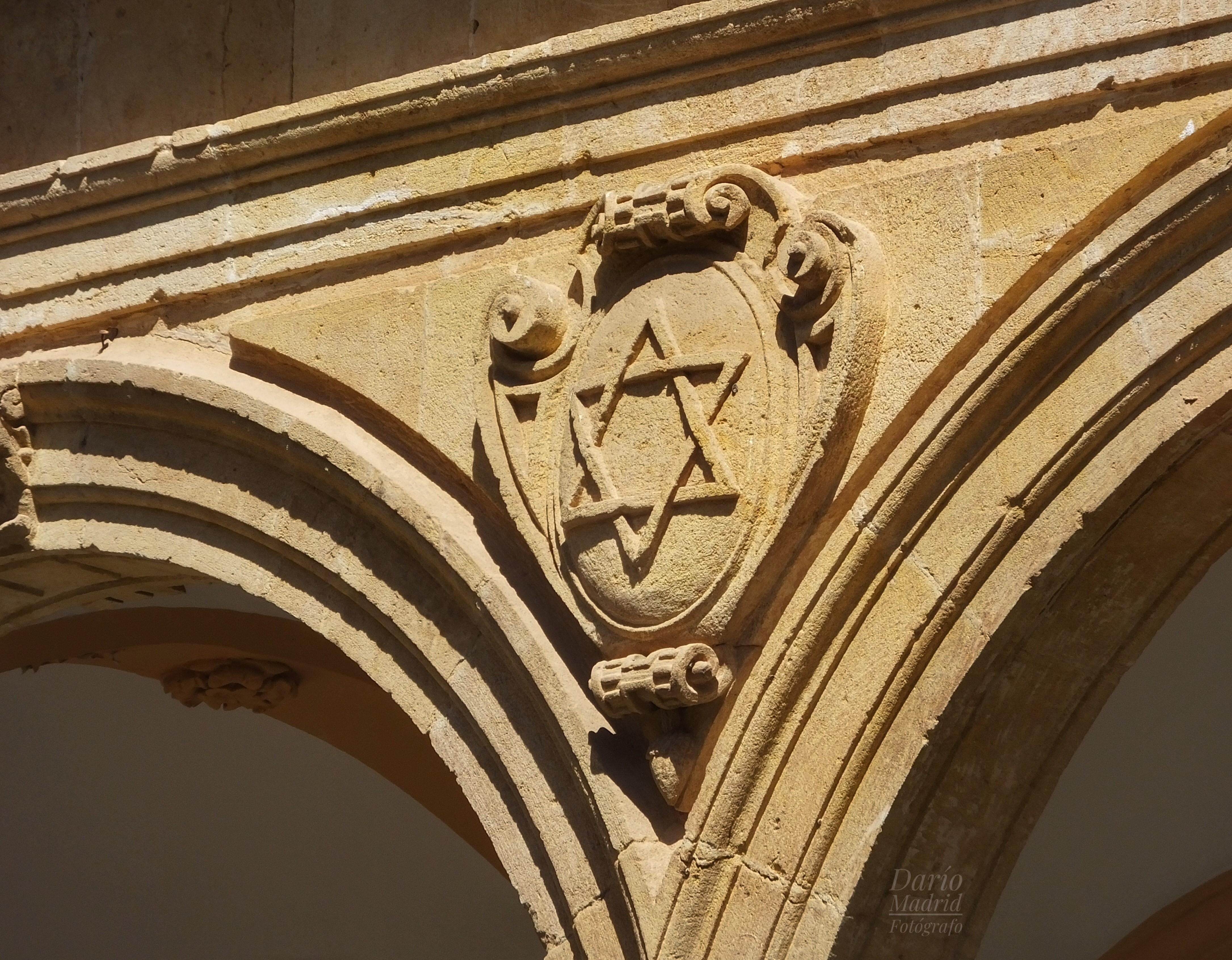 La Estrella de la Sabiduría en la Abadía del Sacromonte