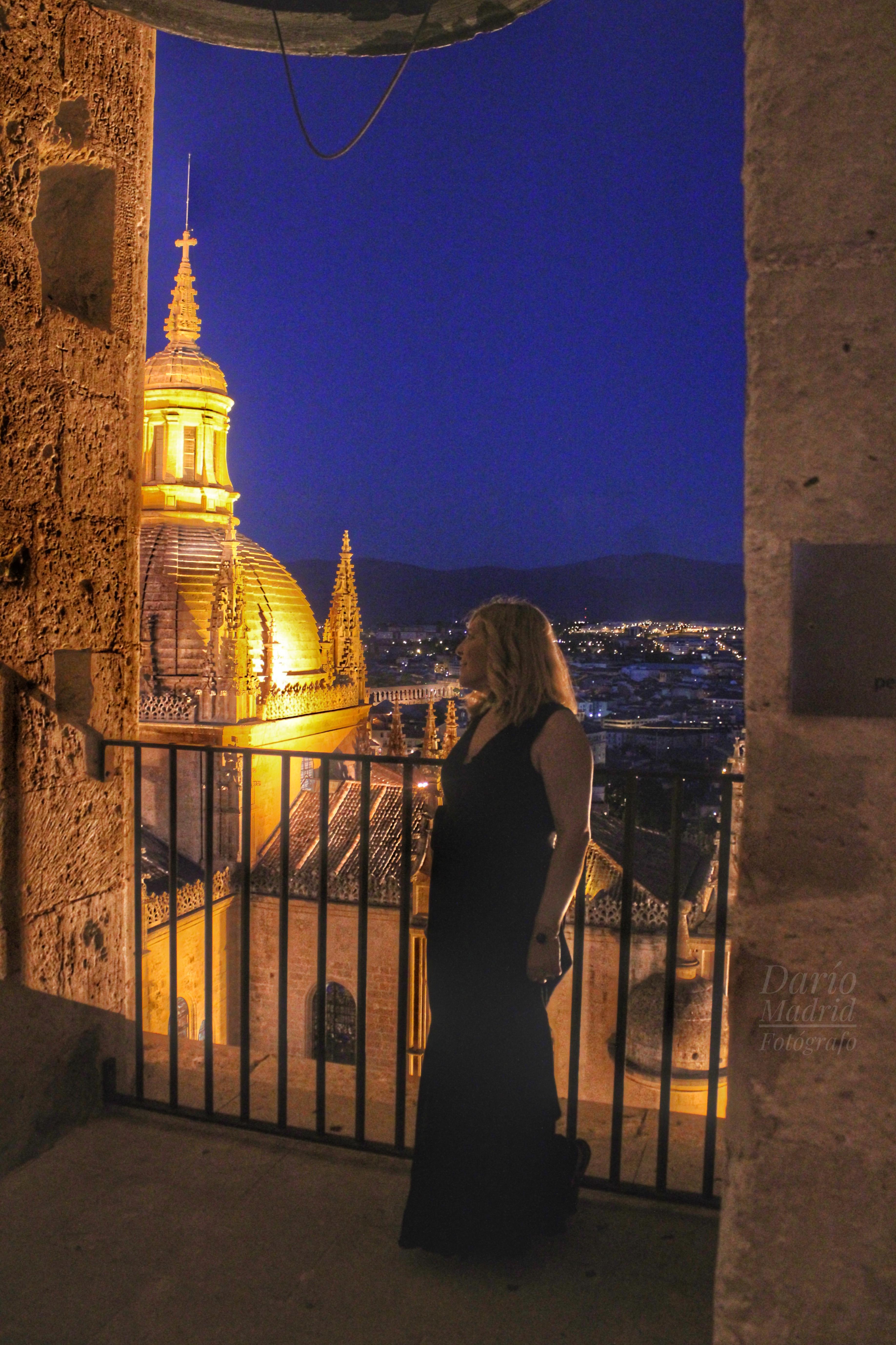 Dos Bellas Damas en Segovia