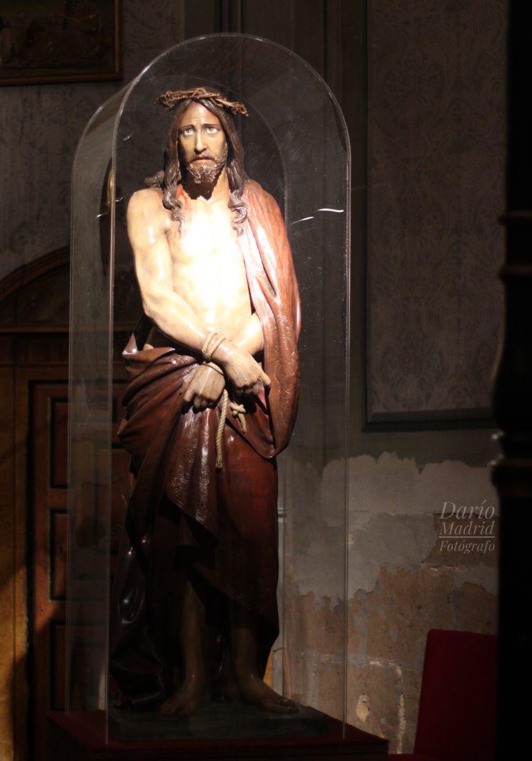 Ecce Hommo, obra de José Rius (Catedral de Segovia)