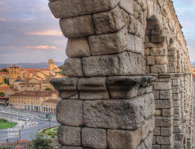 Los Sillares del Acueducto de Segovia