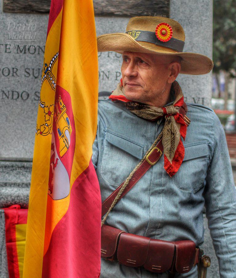 Soldado del Batallón de Cazadores expedicionarios a Filipinas N° 6.