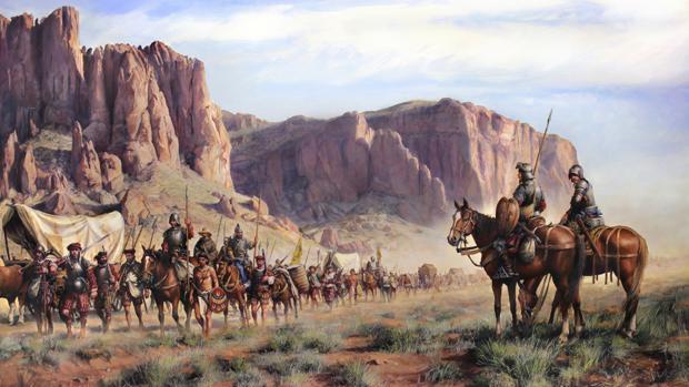 La dominación española de América, uno de los logros más importantes de la Historia.