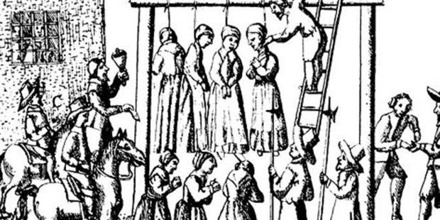La Caza de Brujas en Inglaterra y Escocia causó más victimas que la Inquisición Española