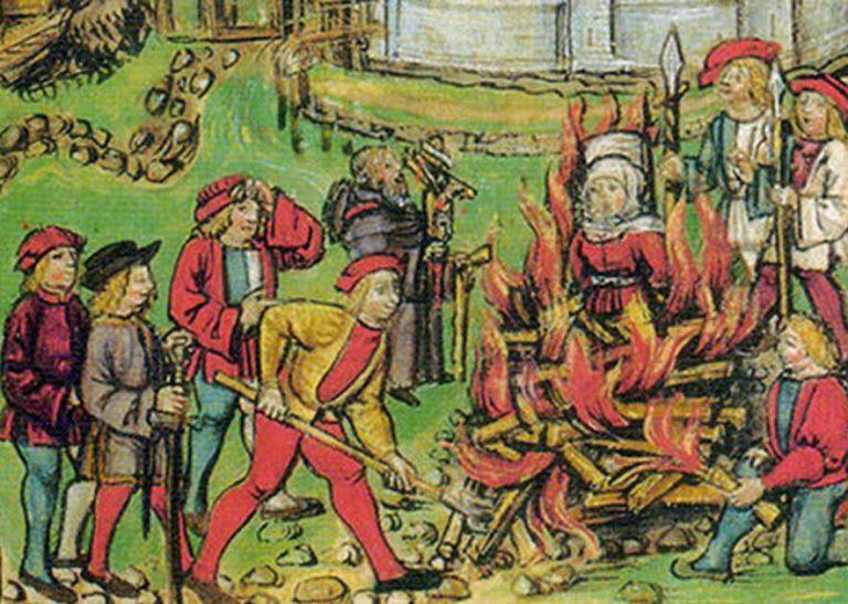 La Caza de Brujas en Alemania causó más víctimas que la Inquisición Española