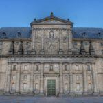 Fachada Principal del Monasterio de San Lorenzo de El Escorial